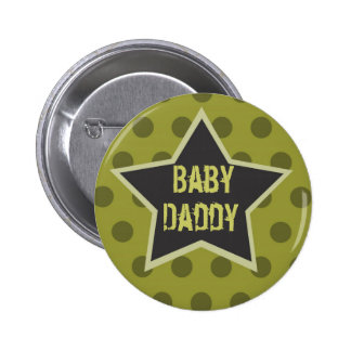 "Cool ""Baby Daddy"" Button"