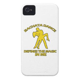 cool Bachata dance designs Case-Mate iPhone 4 Case