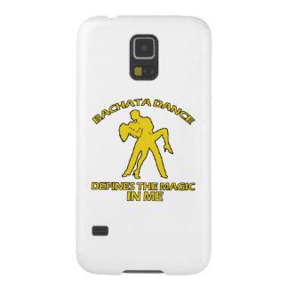 cool Bachata dance designs Galaxy S5 Cover