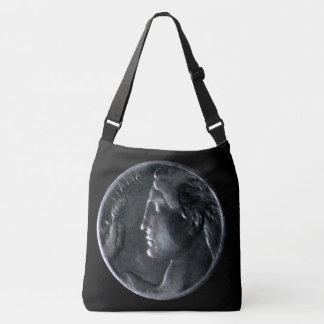 Cool Bag with Italian Coin Decor 20 Centésimi 1921