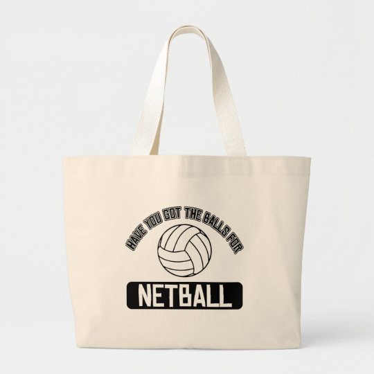 Cool Ball playing sports designs Large Tote Bag