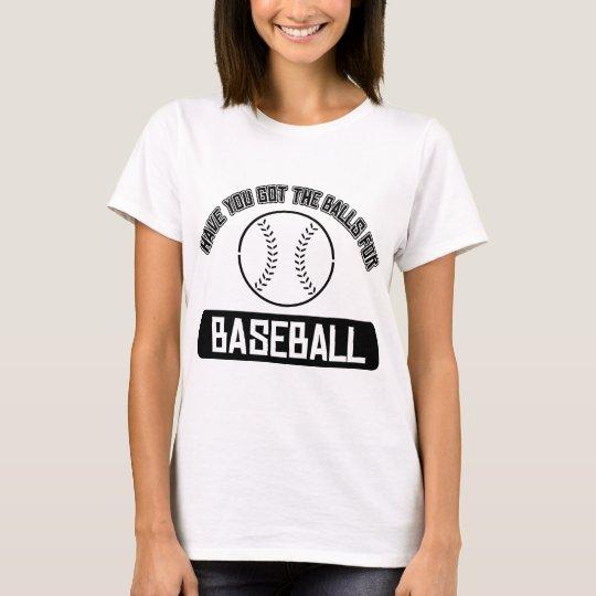 Cool Ball playing sports designs T-Shirt