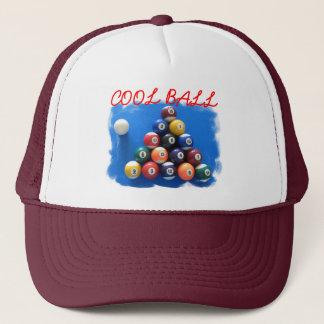 COOL BALL TRUCKER HAT
