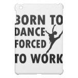 Cool ballet dance Designs iPad Mini Cover