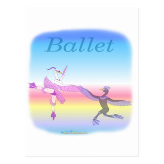 Cool Ballet gifs for kids Post Cards