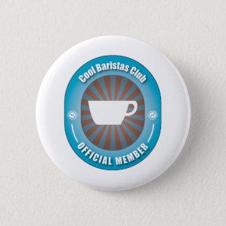Cool Baristas Club Button