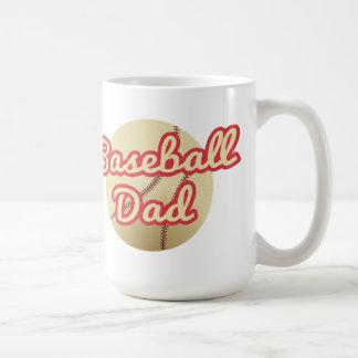 Cool Baseball Dad Coffee Mug