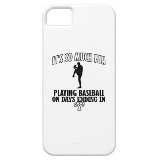 cool Baseball DESIGNS iPhone SE/5/5s Case