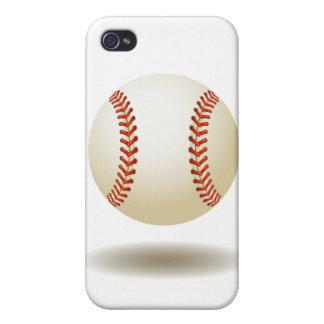 Cool Baseball Emblem  iPhone 4 Case