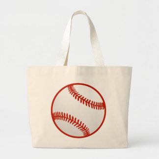 Cool Baseball for Tema Jerseys Large Tote Bag