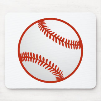 Cool Baseball for Tema Jerseys Mouse Pad