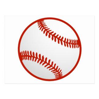 Cool Baseball for Tema Jerseys Postcard