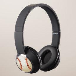 Cool Baseball Headphones