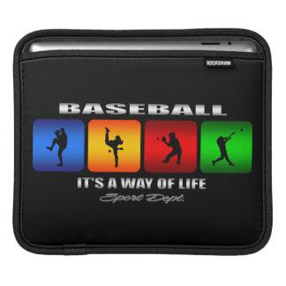 Cool Baseball Sleeve For iPads