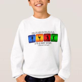 Cool Baseball Sweatshirt