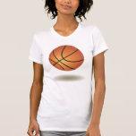 Cool Basketball Emblem Tanktops