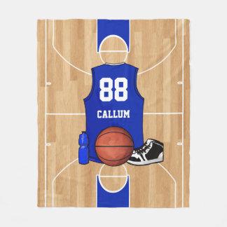 Cool Basketball Fleece