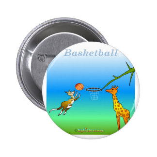 Cool Basketball gifts for kids Button