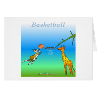 Cool Basketball gifts for kids Card
