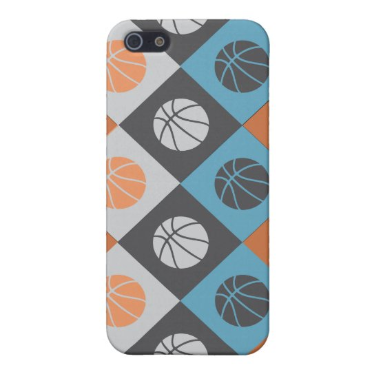 COOL BASKETBALL IPHONE 5 CASE