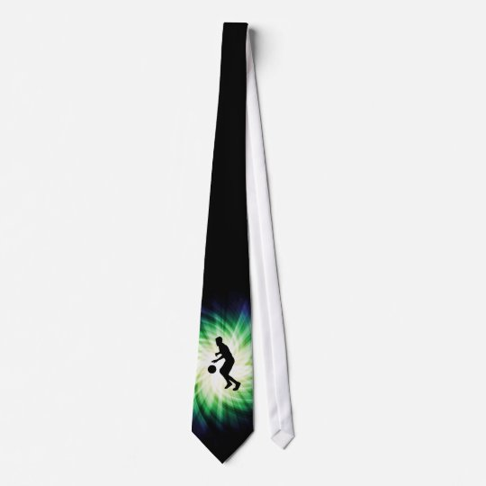 Cool Basketball Neck Tie