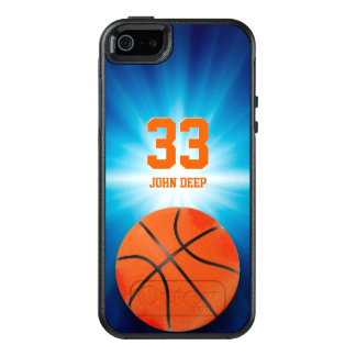 Cool Basketball No | Sport Gift OtterBox iPhone 5/5s/SE Case