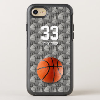 Cool Basketball No   Sport OtterBox Symmetry iPhone 7 Case