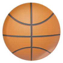cool basketball plates