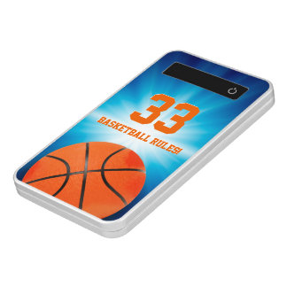 Cool Basketball Rules Player No | Sport Gift Power Bank