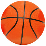 Cool Basketball | Sport Gift Photo Cutout