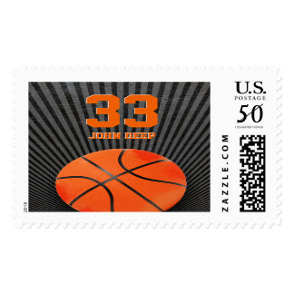 Cool Basketball | Sport Gift Postage