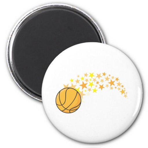 Cool Basketball Stars Icon Logo Shirt Refrigerator Magnets