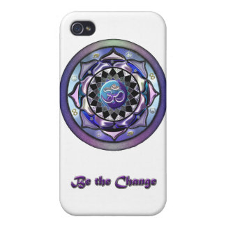 Cool Be the Change Covers For iPhone 4