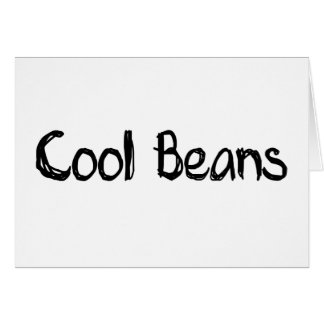 Cool Beans Cards