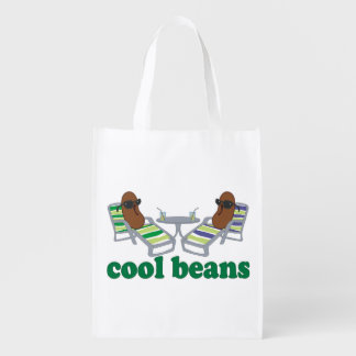 Cool Beans Grocery Bag