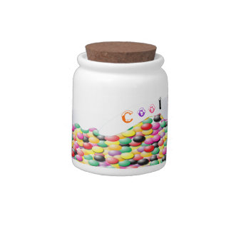 Cool Beans - Jelly Beans Candy Jar
