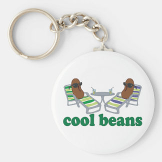 Cool Beans Keychain