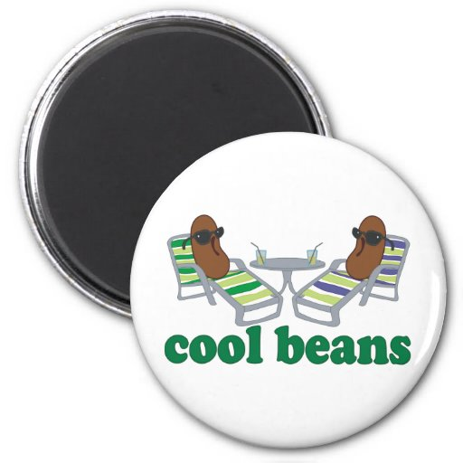 Cool Beans Magnet