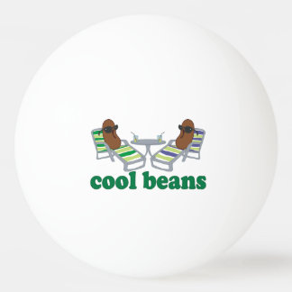 Cool Beans Ping-Pong Ball
