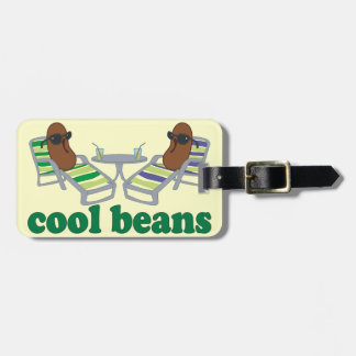 Cool Beans Tag For Luggage