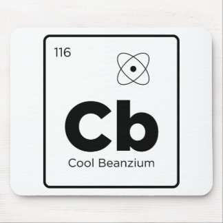 Cool beanzium mouse pad