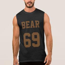 Cool Bear 69 Sleeveless Shirt