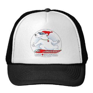 Cool Bear Trucker Hat