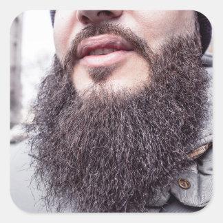 Cool Beard & Mustache stickers