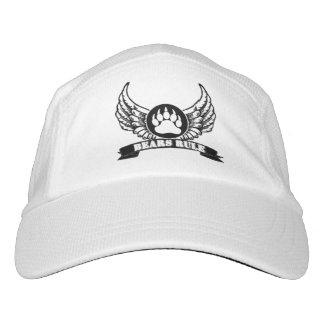 Cool Bears Rule Hat
