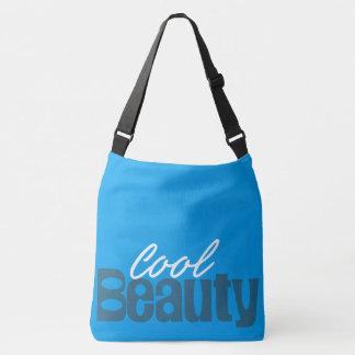 Cool Beauty Crossbody Tote Bag