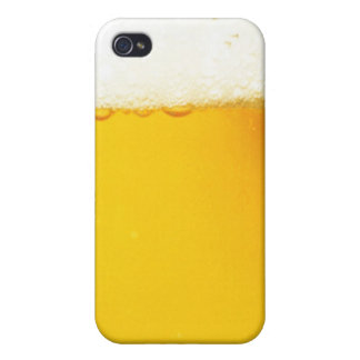 Cool Beer 4 Protection  iPhone 4 Case
