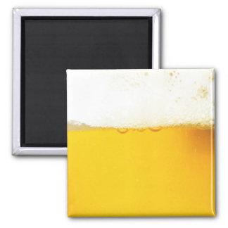 Cool Beer Fridge Magnet