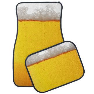 Cool Beer Pattern #2 Car Mats