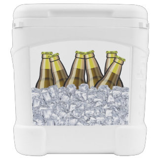 Cool Beer Theme Cooler